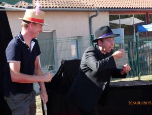 Spectacle magie Ain